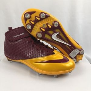 Nike Shoes - Nike Men's Lunarlon Superbad Pro Cleats 15